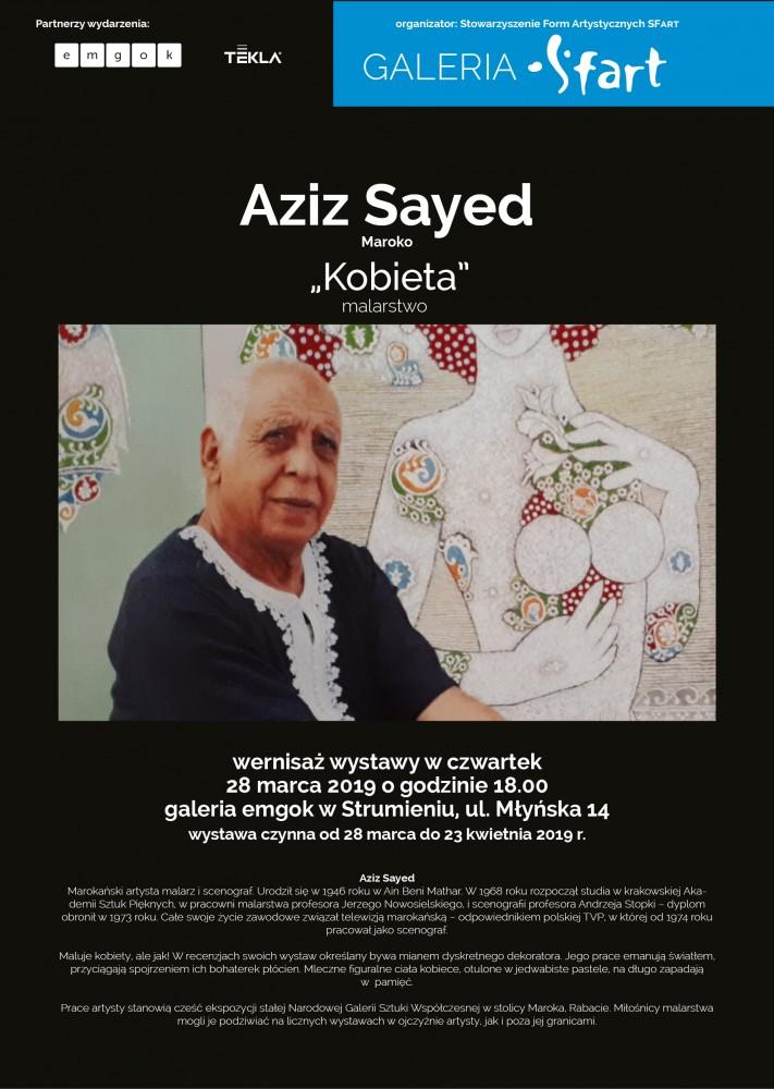 Aziz Sayed