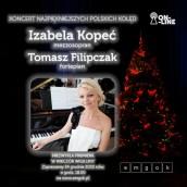 Iza Kopeć koncert 1200x1200px