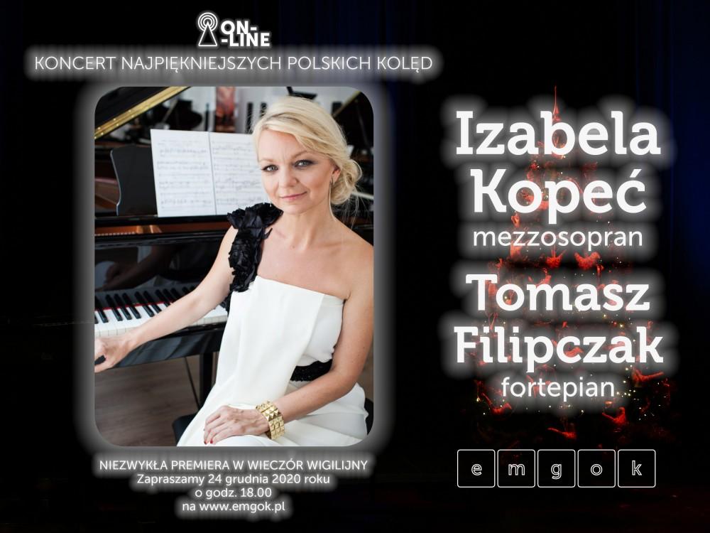 Iza Kopeć koncert post1200x900px