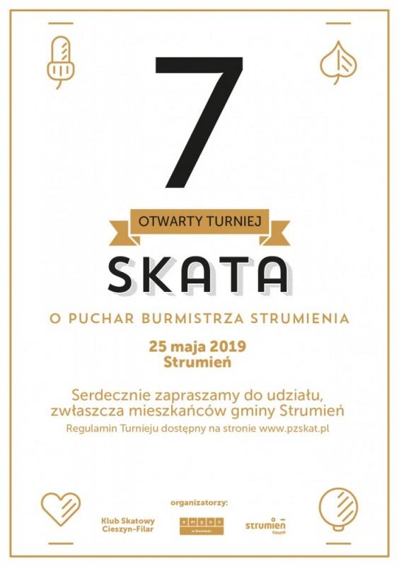 Turniej Skata A4 NET