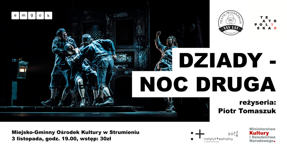 noc druga event
